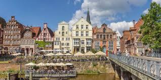 Lüneburg, Parkhotel Bad Bevensen, Jod Sole therme