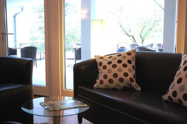 Öffentliche Bereiche im unserem Hotel in der Lüneburger Heide
